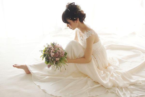 フォトウェディング 白金高輪 ドレス サロン