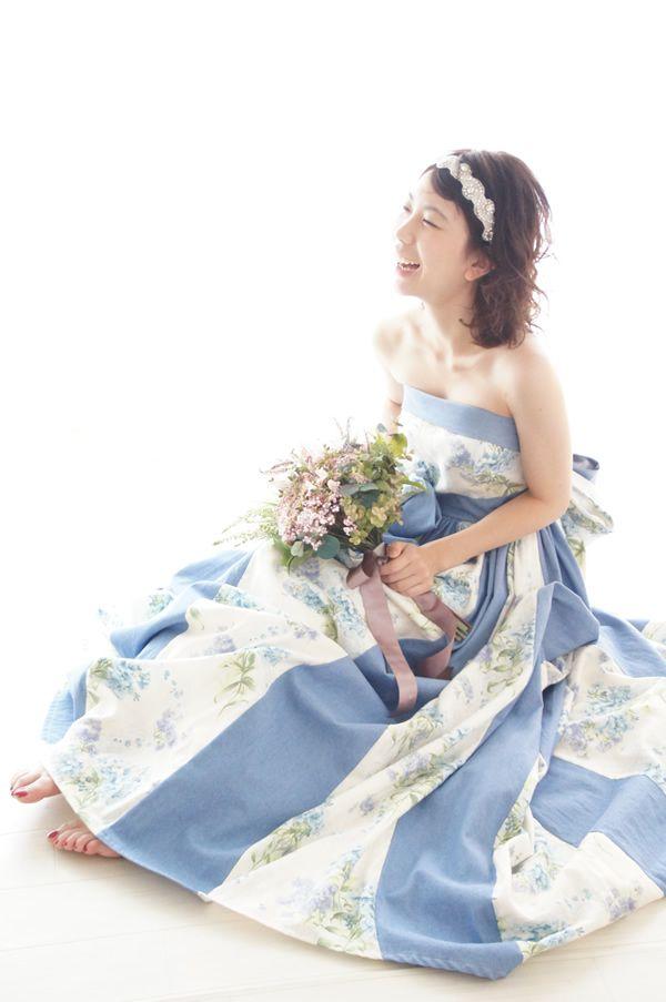 フォトウェディング 東京 ドレス サロン