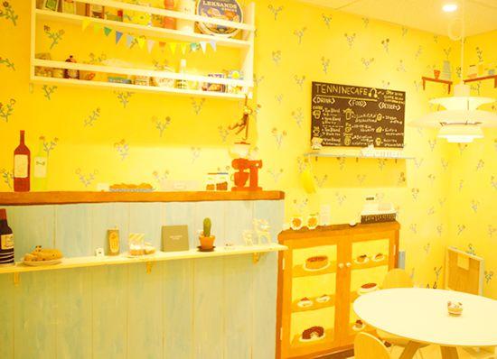 アートフラワー 造花 オフィス テンナインカフェ