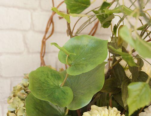 リノベーション 上質 造花 アートフラワー あーかんび