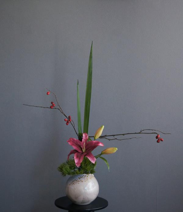 造花 アートフラワー 造花 料亭