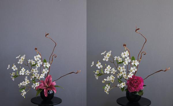 造花 アートフラワー アーティフィシャルフラワー いけばなアートフラワー