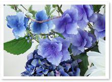 造花 玄関 アートフラワー 飾る