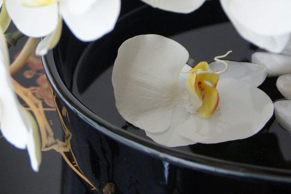 人工水の造花
